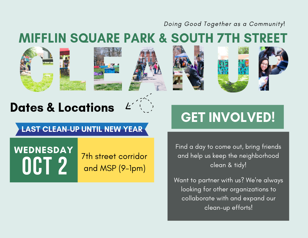 Last CleanUp Flyer